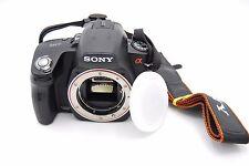 Sony Alpha DSLR-A390 14.2MP 6.9cm Écran Caméra avec Objectif et Accessoires