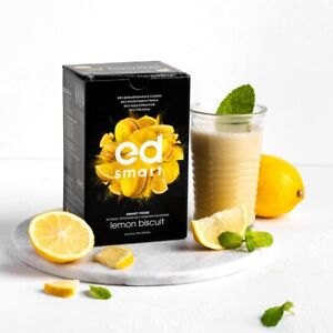 """Energy Diet Smart ,,Lemon Biscuit"""".Weight Loss. Healthy Food. Sports Nutrition"""