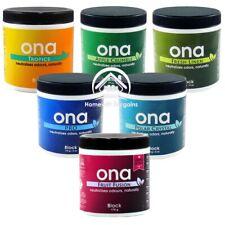 More details for ona 170g block odour control neutraliser eliminate smells all scents hydroponics