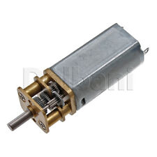 12V DC 45 RPM High Torque Open Gearbox Electric Motor