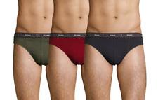 NEUF Lot 3 slip DIM S/2 rouge gris kaki caleçon boxer sous vêtement pack sport