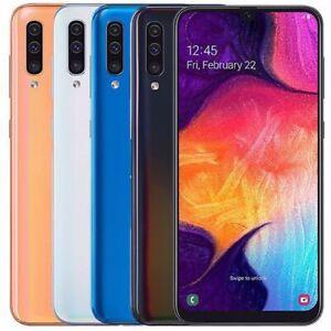 Samsung Galaxy A50 SM-A505F/DS 128GB 4GB Dual SIM Unlocked International Version