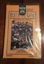 Pittsburgh Penguins Stanley Cup Champions Cassettes New Lemieux 1992 VHTF