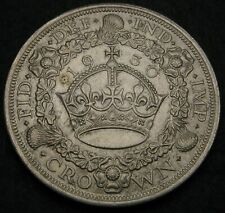 GREAT BRITAIN 1 Crown 1930 - Silver - George V. - VF/XF - 544
