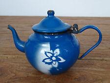 N5395  Email Teekännchen - EMAILLE - KANNE - Kaffeekännchen
