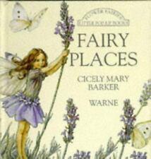 Fairy Places Pop-up: Little Flower Fairy Pop Up (Flower Fairies) by Barker, Cic