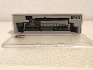 N Gauge Atlas 49627 Conrail 6912 US Diesel Locomotive SD -35 Mint Boxed
