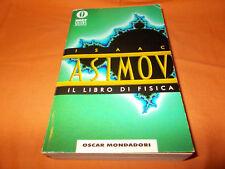 isaac asimov il libro di fisica mondadori 2000