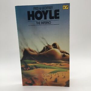 The Inferno - Fred & Geoffrey Hoyle (1979, Penguin) Vintage Sci-Fi 1st Ed P/B
