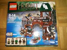 LEGO THE HOBBIT 79016 Attack on Lake-town NEW with box BUT no minifgs