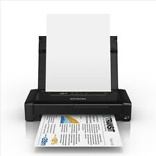 Epson Workforce WF-100W (A4) Colour Inkjet Wireless Portable Printer 3.7cm Color