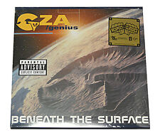 "SEALED & MINT - GZA / GENIUS - BENEATH THE SURFACE - DOUBLE 12"" VINYL LP RECORD"