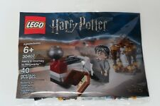 LEGO HARRY POTTER HARRY'S JOURNEY TO HOGWARTS 30407 POLYBAG *NIP* Fast Shipping