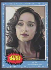 Topps Living - Star Wars # 123 Qi'ra - Solo: A Star Wars Story /1737