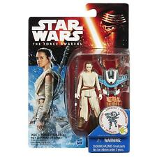 Star Wars The Force Awakens 3.75in Figure Snow Mission Rey Starkiller Base