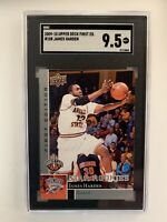 2009 Upper Deck First Edition James Harden ROOKIE RC 188 SGC 9.5 MINT+ LOOKS GEM