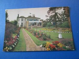 Postcard of The Elms Hotel and Gardens, Bare, Morecambe (Posted)