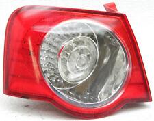 OEM Volkswagen Passat Left Driver Side Tail Lamp Chrome Flaw 3C5945095J
