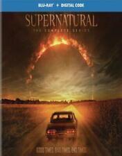Supernatural: The Complete Series (DVD,2021) (warbr765265)