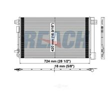 A/C Condenser-GAS Reach Cooling 31-3649