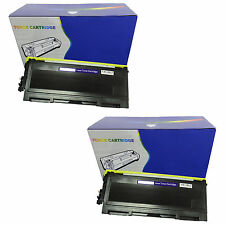 2 Black non-OEM TN2005 Toner Cartridges for Brother HL-2035 HL-20372