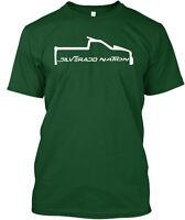 Silverado Nation Hanes Tagless Tee T-Shirt