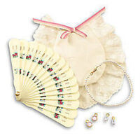 American Girl Doll ELIZABETH'S ACCESSORIES Cap Fan FAST SHIPPING