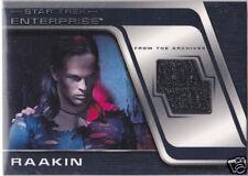 STAR TREK ENTERPRISE SEASON 4 COSTUME C15 RAAKIN