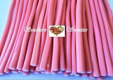 STRAWBERRY FILLED YOGURT BARS PINK LOLLIES STICKS 750G CANDY BUFFET APPROX 75CT