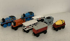 Lot of 8 Thomas The Train and Friends Magnetic Trains plus More