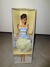 BARBIE SUBURBAN SHOPPER REPRODUCTION  DOLL  NRFB  GOLD LABEL