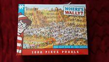 Where's Wally? The Last Days of the Aztecs 1000 piece jigsaw  680mm x 480mm
