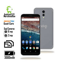 NEW! 2018 4G LTE Unlocked Android 6.0 SmartPhone - Fingerprint Unlocking & 2SIM