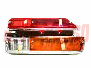 Right Side Rear Light Alfa Romeo Alfetta Gt Original Trailer