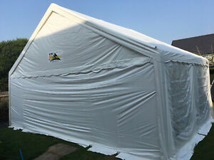 6m x 4m marquee with Luxury Lining