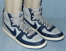 best loved 15db5 043ed New Nike Terminator High Hi Georgetown Size 14 College Grey Obsidian Dunk