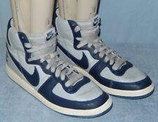 New Nike Terminator High Hi Georgetown Size 14 College Grey Obsidian Dunk 91535440b
