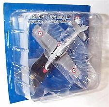 AERONAUTICA MILITARE -F-51K MUSTANG 1/100 SCALE MODEL PLANE and stand