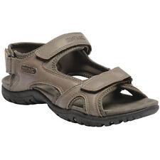 Men's Faux Leather Sandals & Flip Flops