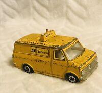 Dinky Toys Bedford Van AA Service Vintage