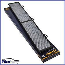 Innenraumfilter Mikrofilter Pollenfilter Aktivkohle BMW 3er E90 E91 E92 E93