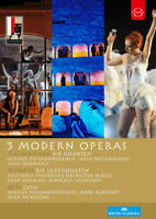 Wiener Philharmonike - Salzburg Festival 3 Modern Operas [New DVD]