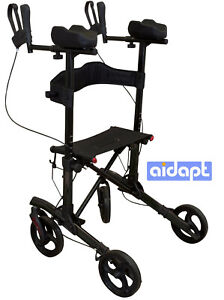Forearm Mobility Walker Rollator Adjustable Arm Supports Upright Walker UPWalker