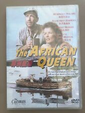 The African Queen (Dvd, 2006) Humphrey Bogart, Katharine Hepburn