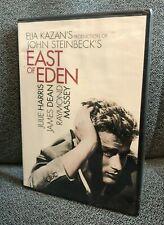 EAST OF EDEN  James Dean  Julie Harris  Raymond Massey  BRAND NEW  DVD  USA