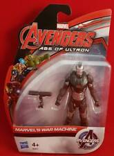 "Marvel Avengers Age of Ultron MARVEL'S WAR MACHINE 3.75"" Action Figure B2471"