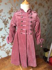 Jottum BALLARE velvet coat/manteau/Jacke/jas size 104 / 4 yrs