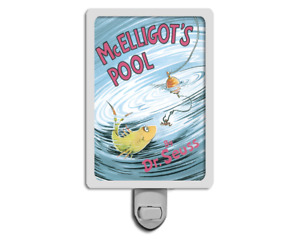 McElligot's Pool Dr. Seuss Cover Night Light