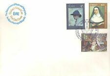 IRELAND FIRST DAY COVER 1978 ART PAINTINGS