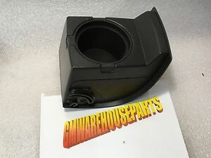 2006-2010 HUMMER H3 REAR SEAT CUPHOLDER NEW GM # 15820550